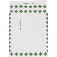"Tyvek® Self-Seal Expandable ""First Class"" Envelopes, 12 x 16 x 2"""
