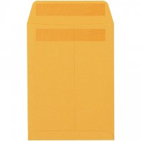 Redi-Seal Envelopes, Kraft, 6 1/2 x 9 1/2""
