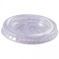Plastic Portion Cup Lids for 1 oz.