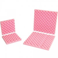"Anti-Static Convoluted Foam Sets - 12 x 12 x 2"" , 2 Sheets Per Set"