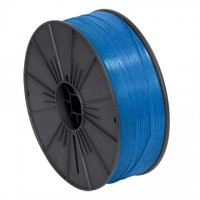 "Plastic Twist Tie Spool, Blue 5/32"" x 7000'"