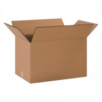 """Double Wall Corrugated Boxes, 22 x 14 x 12"""", 48 ECT"""