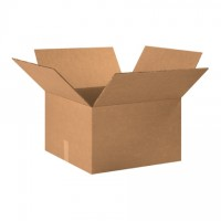 """Double Wall Corrugated Boxes, 20 x 20 x 12"""", 48 ECT"""