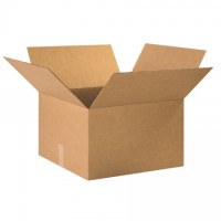 """Double Wall Corrugated Boxes, 20 x 20 x 8"""", 48 ECT"""