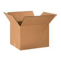 """Double Wall Corrugated Boxes, 20 x 14 x 12"""", 48 ECT"""