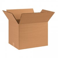 "Double Wall Corrugated Boxes, 16 x 12 x 12"", 48 ECT"