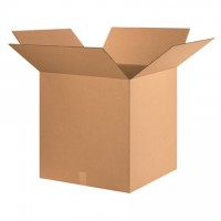 "Corrugated Boxes, 24 x 24 x 24"", Heavy Duty, Cube"