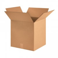 "Corrugated Boxes, 16 x 16 x 16"", Heavy Duty, Cube"