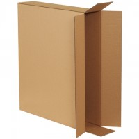 Corrugated Boxes, Side Loading, Double Wall, 30 x 6 x 40""