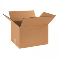 """Double Wall Corrugated Boxes, 18 x 14 x 10"""", 48 ECT"""