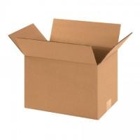 "Corrugated Boxes, 12 x 8 x 8"", Kraft"