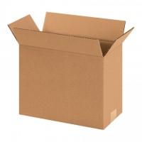 "Corrugated Boxes, 12 x 6 x 12"", Kraft"
