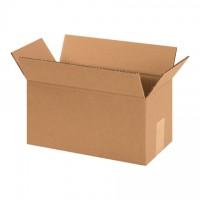 "Corrugated Boxes, 12 x 6 x 6"", Kraft"