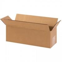 "Corrugated Boxes, 12 x 5 x 5"", Kraft"