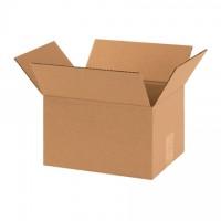 "Corrugated Boxes, 10 x 8 x 6"", Kraft"