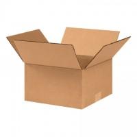"Corrugated Boxes, 9 x 9 x 5"", Kraft"