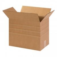 """Corrugated Boxes, Multi-Depth, 14 1/2 x 8 3/4 x 12"""""""