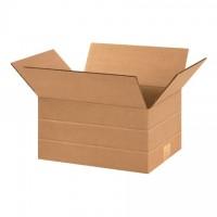 """Corrugated Boxes, Multi-Depth, 12 x 9 x 6"""""""