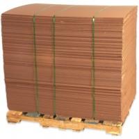 "Single Wall Corrugated Sheets, 40 x 48"", 200 lb"
