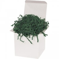 Crinkle Paper, Forest Green, 40 Pounds