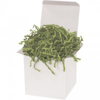 Crinkle Paper, Olive, 10 Pounds