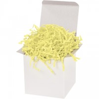 Crinkle Paper, Lemon, 10 Pounds