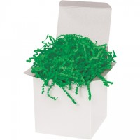 Crinkle Paper, Green, 10 Pounds