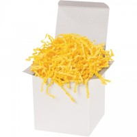 Crinkle Paper, Yellow, 10 Pounds