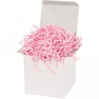 Crinkle Paper, Light Pink, 10 Pounds