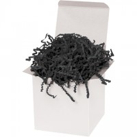 Crinkle Paper, Black, 10 Pounds