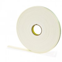 "3M 4462 Double Sided Foam Tape, 1/32"" Thick - 1/2"" x 72 yds."