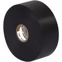"3M 130C Linerless Electrical Tape, 1 1/2"" x 30', Black"