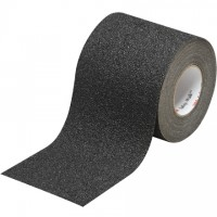 "3M 710 Safety-Walk™ Tape, 6"" x 30', Black"