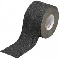 "3M 710 Safety-Walk™ Tape, 4"" x 30', Black"