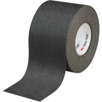 "3M 610 Safety-Walk™ Tape, 4"" x 60 yds., Black"