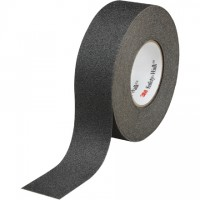 "3M 610 Safety-Walk™ Tape, 2"" x 60 yds., Black"