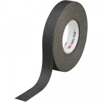 "3M 610 Safety-Walk™ Tape, 1"" x 60', Black"