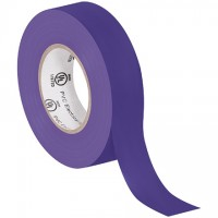 "Electrical Tape, 3/4"" x 20 yds., Purple"