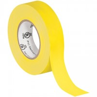 "Electrical Tape, 3/4"" x 20 yds., Yellow"