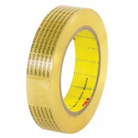 "3M 665 Double Sided Film Tape - 1"" x 72 yds."