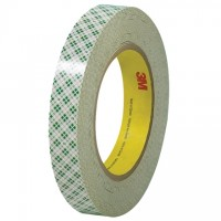"3M 410M Double Sided Masking Tape, 3/4"" x 36 yds., 6 Mil Thick"