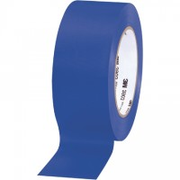 "3M 3903 Blue Duct Tape, 2"" x 50 yds., 6.3 Mil Thick"