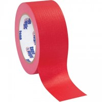 "Red Masking Tape, 2"" x 60 yds., 4.9 Mil Thick"