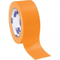 "Orange Masking Tape, 2"" x 60 yds., 4.9 Mil Thick"