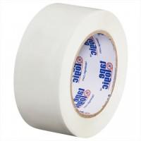 """White Carton Sealing Tape, 2"""" x 110 yds., 2.2 Mil Thick"""