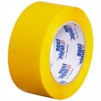 "Yellow Carton Sealing Tape, 2"" x 110 yds., 2.2 Mil Thick"