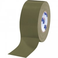 """Olive Green Duct Tape, 3"""" x 60 yds., 10 Mil Thick"""