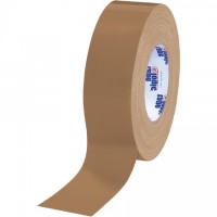 "Brown Duct Tape, 2"" x 60 yds., 10 Mil Thick"