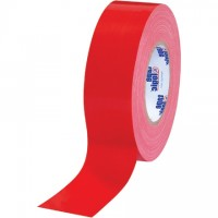 "Red Duct Tape, 2"" x 60 yds., 10 Mil Thick"
