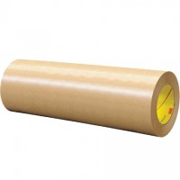 """3M 465 General Purpose Adhesive Transfer Tape, 12"""" x 60 yds., 2 Mil Thick"""